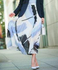 Brushed Pleats スカート