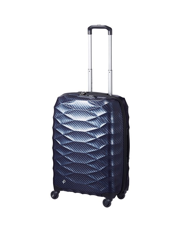 (ProtecA/プロテカ)エース プロテカ スーツケース 超軽量 Mサイズ 53L ACE PROTeCA 01822 エアロフレックスライト/ユニセックス ネイビー