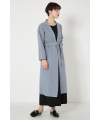 ベルト付きロングガウン(Belted Long Gown)