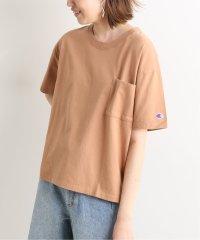 【Champion/チャンピオン】SLOBE別注 BIG POCKET Tシャツ◆