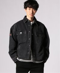 【WILLY CHAVARRIA / ウィリー チャバリア】DIRTY WILLY WORK JACKET