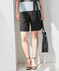 【セットアップ】Synthetic Linen ショートパンツ
