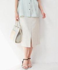 【セットアップ】Synthetic Linen スカート