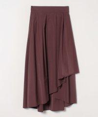 アシメロングスカート