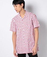 ジオプリントシャツ