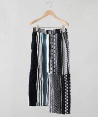 77circa make3D knit skirt