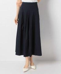 【ROSSO】タックフレアスカート