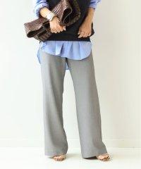 straight plain パンツ◆