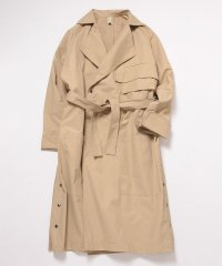 【North Hill】TRENCH COAT
