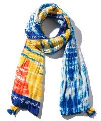 スカーフ TYE HAWAII