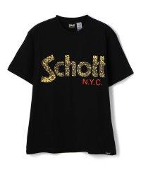 LEOPARD LOGO T-SHIRT/レオパードロゴTシャツ