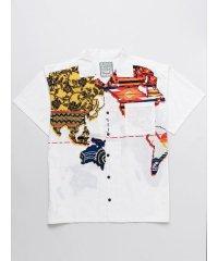 【チャイハネ】アトラスMEN'Sシャツ IAC-0148
