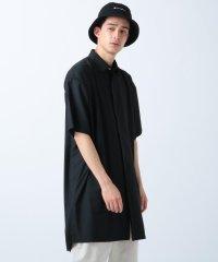 TRツイルシャツコート(5分袖 )