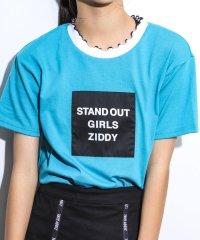衿メロウ天竺Tシャツ