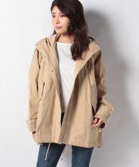 【Omekashi】ミドル丈フードジャケット