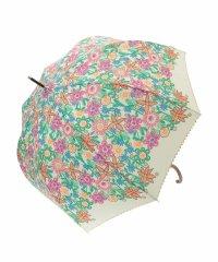 フラワーアートデザイン雨傘