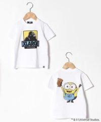 【ミニオンコラボ】 OGゴリラロゴプリントTシャツ