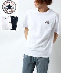 【CONVERSE】コンバース レインボー ミニロゴ 半袖 Tシャツ ユニセックス
