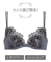 【簡単サイズ選び】 ドレスイージーブラ (C299)
