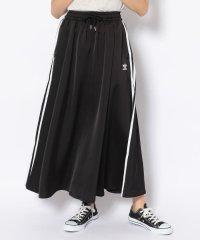 adidas/アディダス LONG SATIN SKIRT/ロングサテンスカート