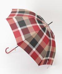 クレストブリッジチェック長傘
