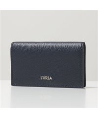 【Furla(フルラ)】Furla MAN フルラ 938189 PT65 ATT B1U/BLUd MARTE BUSINESS CARD CASE レザー