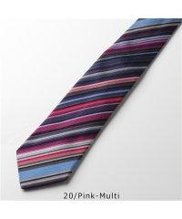 【Paul Smith(ポールスミス)】552M AX59 ALUX59 カラー3色 シルク ネクタイ レジメ ストライプ メンズ