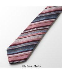 【Paul Smith(ポールスミス)】552M AX58 ALUX58 カラー2色 シルク ネクタイ レジメ ストライプ メンズ