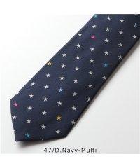 【Paul Smith(ポールスミス)】552M ALU7 カラー3色 シルク ネクタイ ジャガード 星柄 スター ドット メンズ
