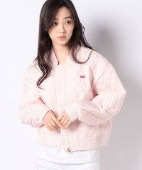 ANANDA POLY PACK JACKET PEACH BLUSH