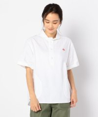 【DANTON/ダントン】OX SHIRT ショートスリーブ丸衿シャツ ムジ #JD-3565YOX