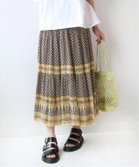 【BEACH GOLD/ビーチ ゴールド】Bella Skirt:スカート◆