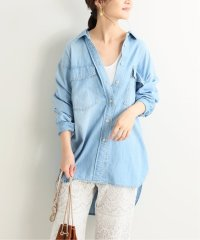 LE DENIM light oz シャツ◆