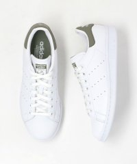 <adidas Originals(アディダス)>Stan Smith スタンスミス レザースニーカー/WHITE
