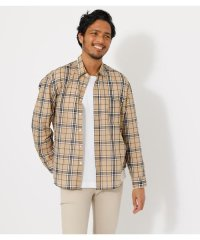 LIGHTWEIGHT CHECK SHIRT