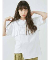 キリカエアシメフリルBigTシャツ