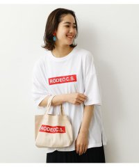 (WEB限定)BOX LOGOTシャツ&ミニトート