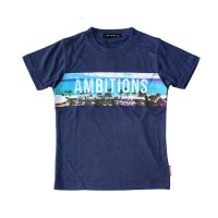 「320-14」キッズ Tシャツ 子供服 半袖 男の子 ボーイズ ティーシャツ プリント グラ