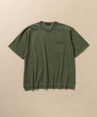 SC: 14ゲージ コットン/CORDURA(R) ニット Tシャツ