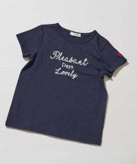 [140-150]ロゴ半袖Tシャツ