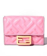 【FENDI】Micro Trifold Wallet
