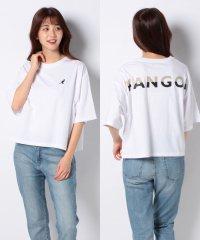 【KANGOL】バックデザインTシャツ