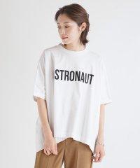[RADIATE] 【手洗い可】ASTRONAUT ロゴカットソー