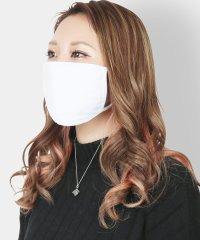 洗えるマスク 5枚入り / 繰り返し使える 水洗い 黒マスク 大きめ ブラック マスク ホワイト 白 クロ UV 日焼け予防