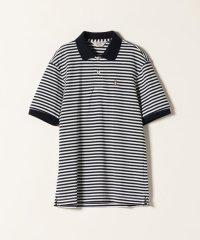 【別注】Munsingwear:ベーシックボーダーポロシャツ