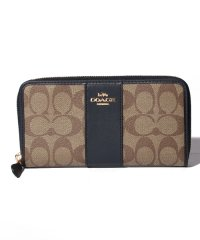 【OUTLET COACH】ACCORDIONZIP WALLET