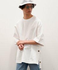 【WEB別注】サイドオープンスーパービックTシャツ