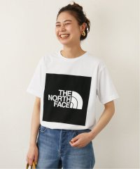 【THE NORTH FACE】S/S Colored Big Logo Tee:Tシャツ◆
