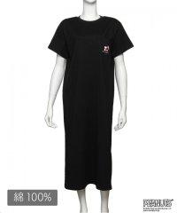 【パジャマ・ルームウェア】 ピーナッツ Tシャツ ドレス (C308)スヌー
