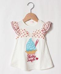ソフトクリームTシャツ(80~90cm)
